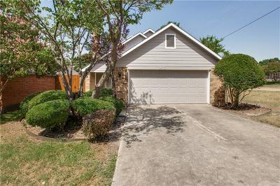 Carrollton Single Family Home For Sale: 2523 Millcroft Cove
