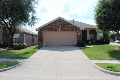 Wylie Single Family Home Active Option Contract: 201 Lakehurst Drive