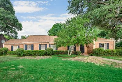 Mckinney Single Family Home Active Option Contract: 306 Brook Lane
