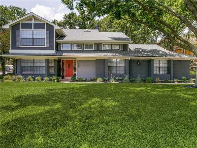 Arlington Single Family Home For Sale: 2615 Winding Hollow Lane