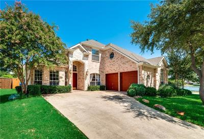Rowlett Single Family Home For Sale: 7805 Fern Hill Lane
