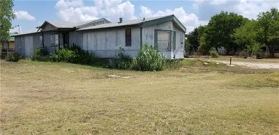 Alvord Single Family Home Active Option Contract: 406 Decatur Street
