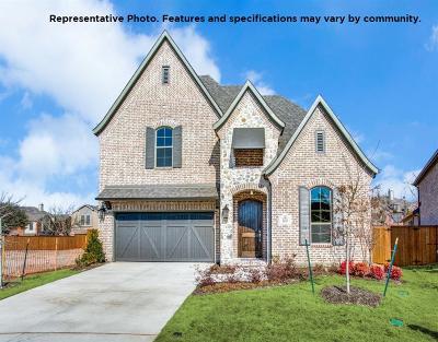 Single Family Home Active Contingent: 8409 Brunswick Lane