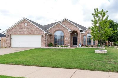 Haltom City Single Family Home Active Contingent: 5812 Echo Bluff Drive