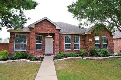 Allen Single Family Home For Sale: 1533 Outerbridge Drive