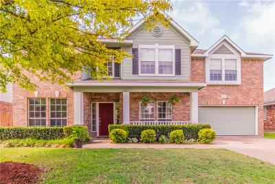 Keller Single Family Home For Sale: 412 Alta Ridge Drive