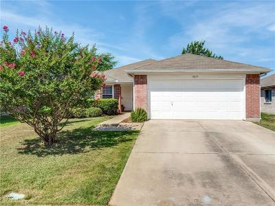 Dallas Single Family Home Active Option Contract: 5517 Hunters Bend Lane