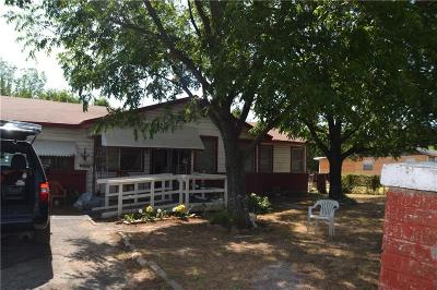 Fort Worth Single Family Home Active Option Contract: 3604 Frazier Court