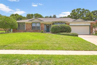 Bedford Single Family Home For Sale: 900 Timber View Drive
