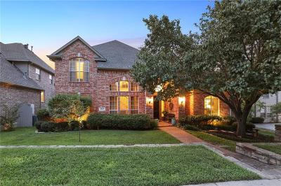 Allen Single Family Home For Sale: 1428 Greenbriar Drive