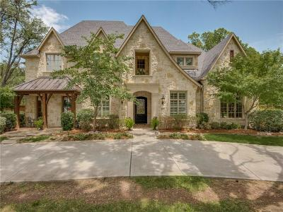 Single Family Home For Sale: 4625 Crooked Lane