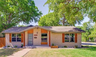 Dallas Single Family Home For Sale: 1751 Tamarack Drive