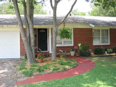 Richardson Single Family Home Active Contingent: 421 Grace Drive