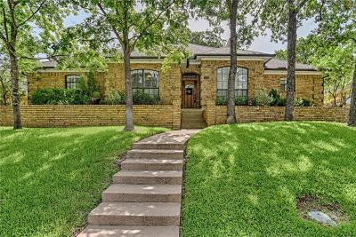 Arlington Single Family Home For Sale: 5011 Willow Park Drive