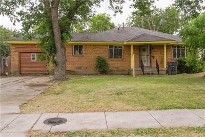 Dallas Single Family Home For Sale: 1102 Nolte Drive