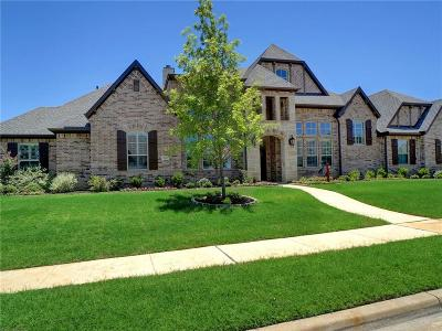 Colleyville Single Family Home For Sale: 5813 St Andrews Court