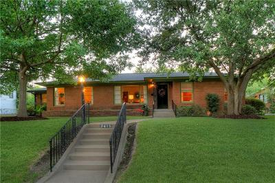 Fort Worth Single Family Home For Sale: 2415 Ryan Place Drive