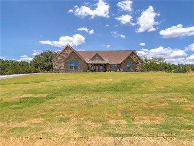 Granbury Single Family Home For Sale: 3832 Legend Trail