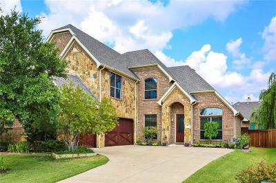 Keller Single Family Home For Sale: 1804 Lewis Crossing Drive
