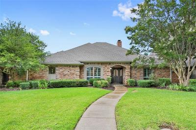 Single Family Home Active Option Contract: 8827 Lacrosse Drive