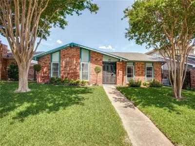 Dallas Single Family Home For Sale: 7307 Little Canyon Road