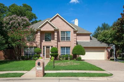 Flower Mound Single Family Home For Sale: 5513 Frost Lane