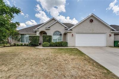 Aledo Single Family Home Active Option Contract: 111 Clyde Drive