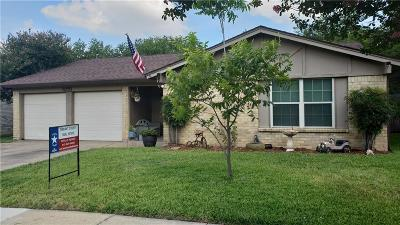 Watauga Single Family Home For Sale: 6229 Douglas Drive