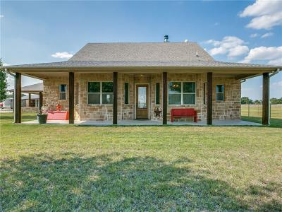Parker County Single Family Home Active Option Contract: 830 Pritchard Lane