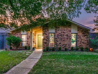 Dallas Single Family Home Active Option Contract: 8609 Grumman Drive