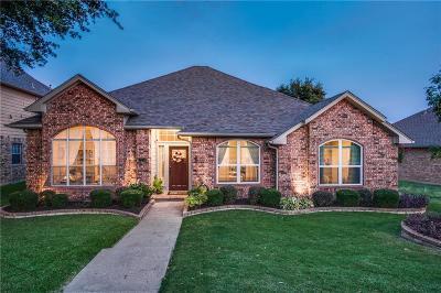 Carrollton Single Family Home For Sale: 2116 Fawn Ridge Trail