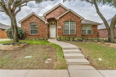 Lewisville Single Family Home Active Option Contract: 2048 Caitlin Drive