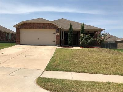 Waxahachie Single Family Home For Sale: 217 Bear Trail