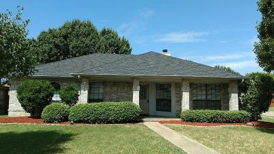 Lewisville Single Family Home Active Contingent