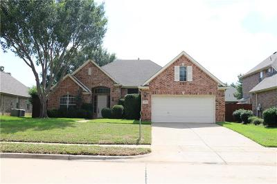 Flower Mound Single Family Home Active Option Contract: 3420 Dorchester Court