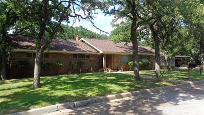 Mineral Wells Single Family Home For Sale: 900 NW 10th Street