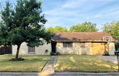 Stephenville Single Family Home Active Option Contract: 310 Cheyenne Drive