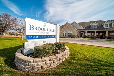 Lewisville Residential Lease For Lease: 965 N Garden Ridge Boulevard #288 1B