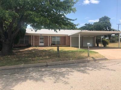 Mineral Wells Single Family Home For Sale: 1800 SE 26th Avenue
