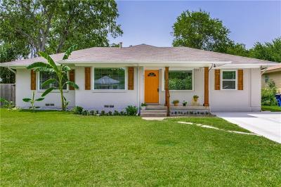 Dallas Single Family Home For Sale: 10319 Sylvia Drive