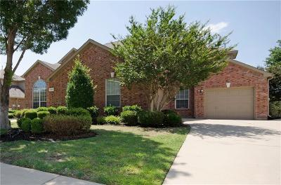 Flower Mound Single Family Home For Sale: 1409 Big Falls Drive