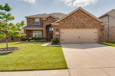 Frisco Single Family Home Active Option Contract: 3813 Wrexham Street