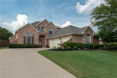 McKinney Single Family Home For Sale: 5300 Arbor Hollow Drive