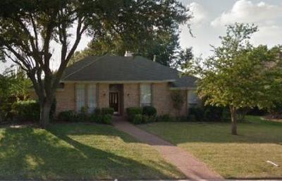 Plano Single Family Home For Sale: 6705 Sweetwater Dr