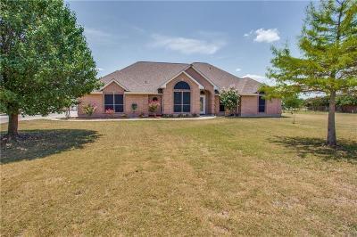Aledo Single Family Home For Sale: 1650 E Fm 1187