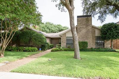 Dallas Single Family Home For Sale: 6204 Copperhill Drive
