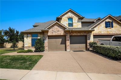 Garland Townhouse For Sale: 6120 Black Swan Circle