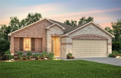 Denton County Single Family Home For Sale: 1601 Waggoner Drive