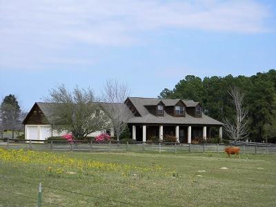 Cedar Creek Lake, Athens, Kemp Farm & Ranch For Sale: 2151 Cr 3821
