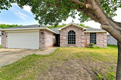 Wylie Single Family Home For Sale: 221 Lake Travis Drive